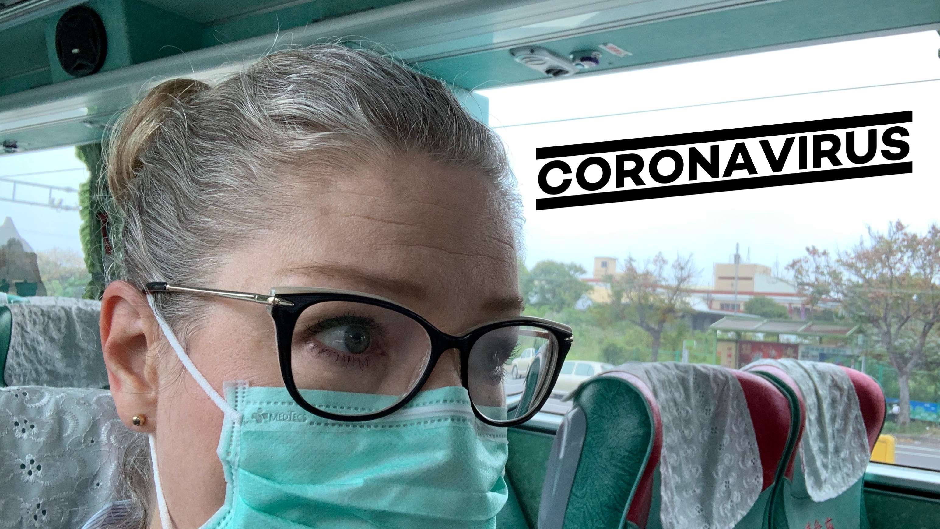 Public outings require medical masks during coronavirus concerns