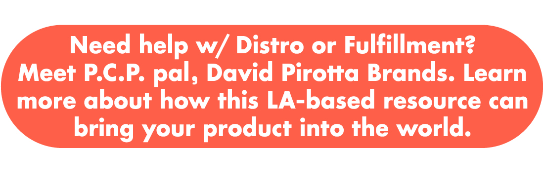 David Pirotta Brands.