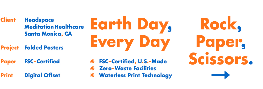 Every Day is Earth Day at PCP.