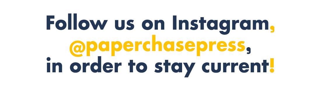 Follow PCP on Instagram