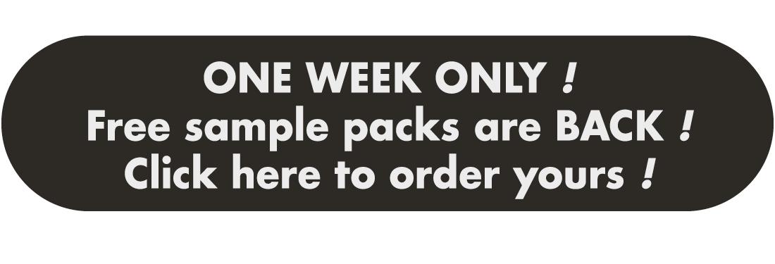 Order Free Sample Packs!