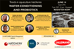 Registration open for Water Conditioning and Probiotics webinar