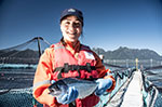 BioMar increases health support for salmon farmers