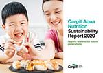 Cargill Aqua Nutrition unveils sustainability goals achieved in 2020