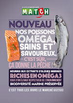 Algae-fed trout are now available in French supermarkets