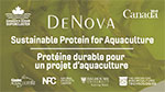 New Canadian project to produce sustainable protein for aquafeeds
