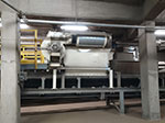 DCP sustainable dedusting equipment returns collected dust back into the production system