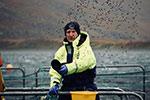Scottish salmon industry pledges 100% sustainable fish feed