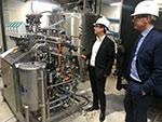 Unibio's digital partnership to optimize its fermentation process