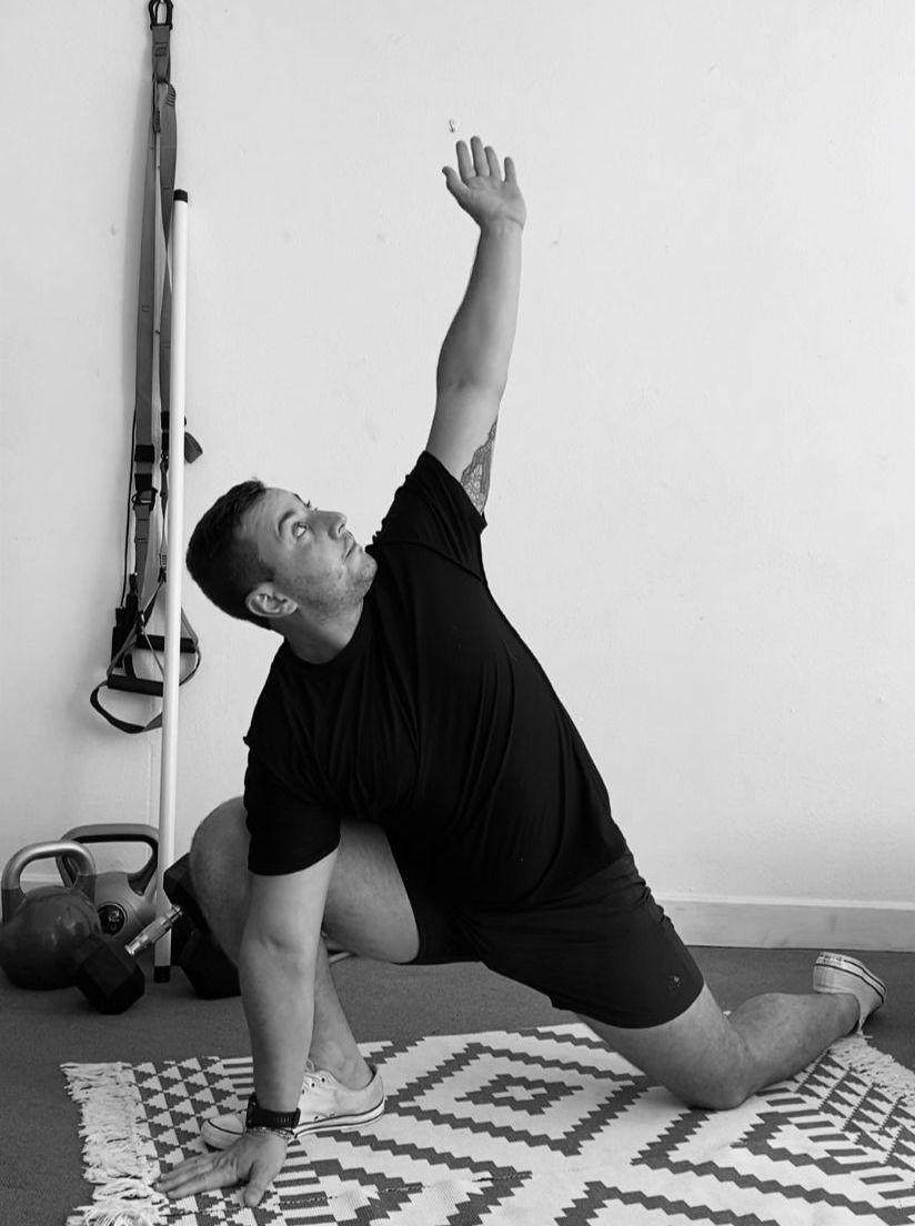 stretching flexibility exercise
