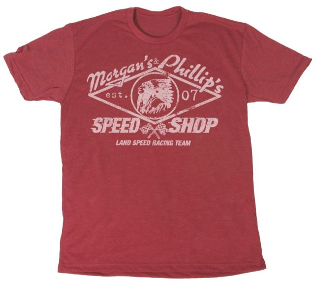 Men's M&P Speed Shop Land Speed Racers #272504