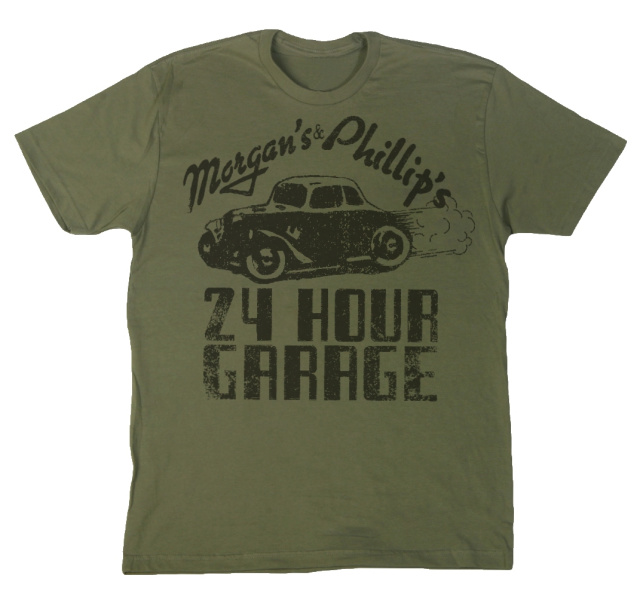 Men's M&P Speed Shop 24 Hour Garage #272501