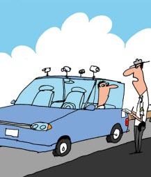 Humor: Benefits of Autonomous Driving