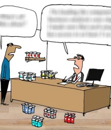Humor: Business Analysis Case Study
