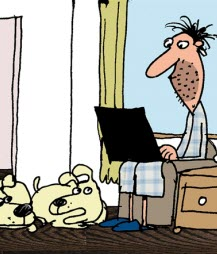 Humor: Work from home side effects... for Business Analysts