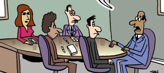 Humor: Meet Customer Expectations... at any cost?