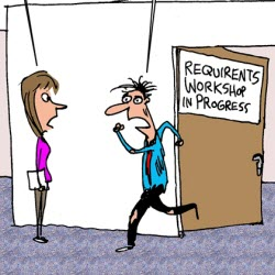 Humor: 5 Whys in Requirements Workshops