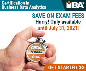 Certification in Business Data Analysis