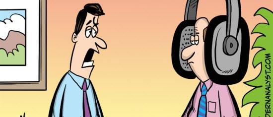 Humor: Noisy Data Concerns