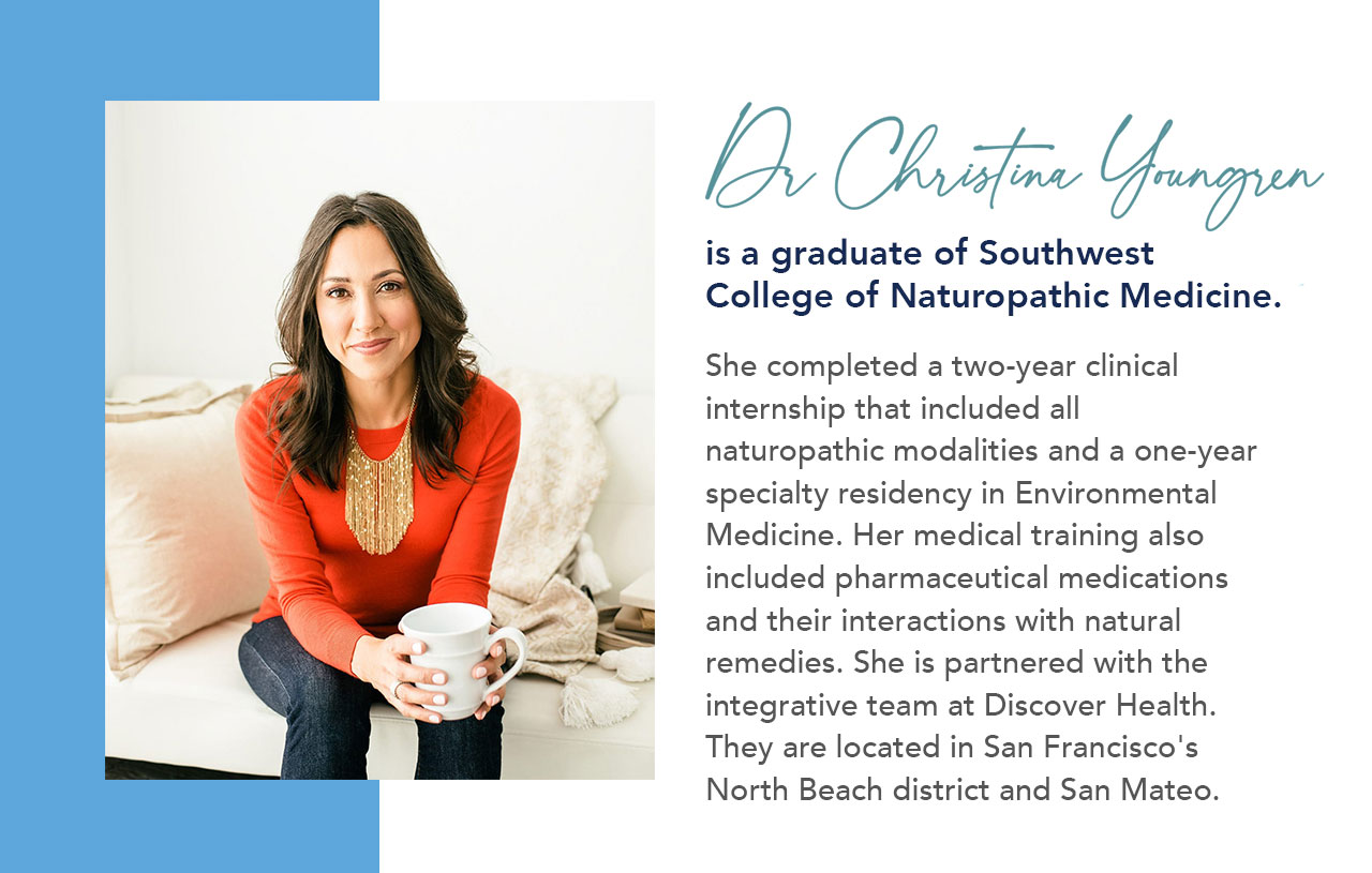 about dr. christina Youngreb