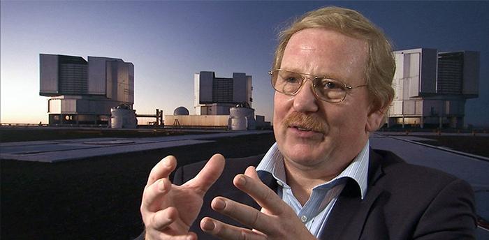 Reinhard Genzel Receives Nobel in Physics