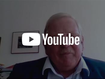 Reinhard Genzel Explains His Research