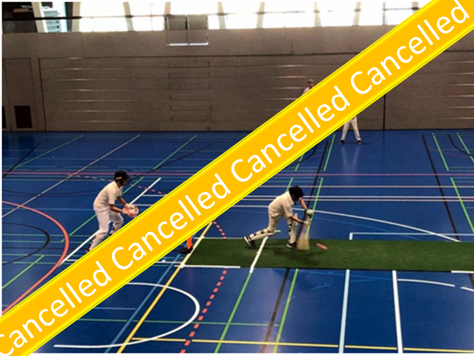 Basel Indoor Series cancelled
