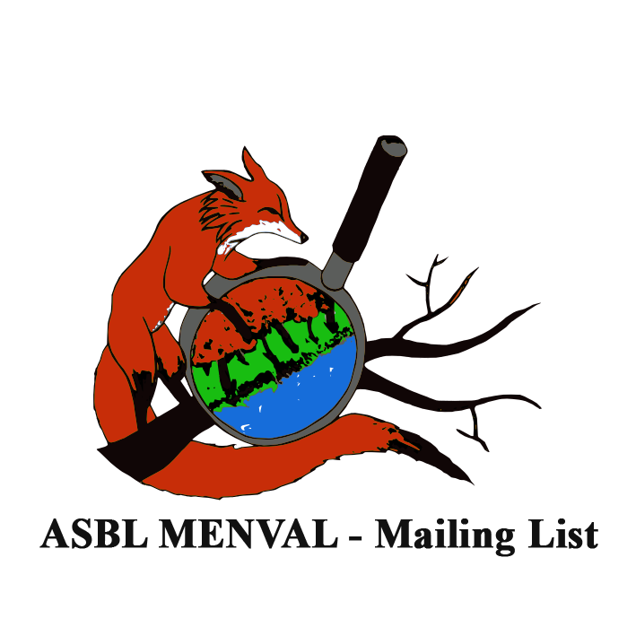 ASBL Menval - Mailing List