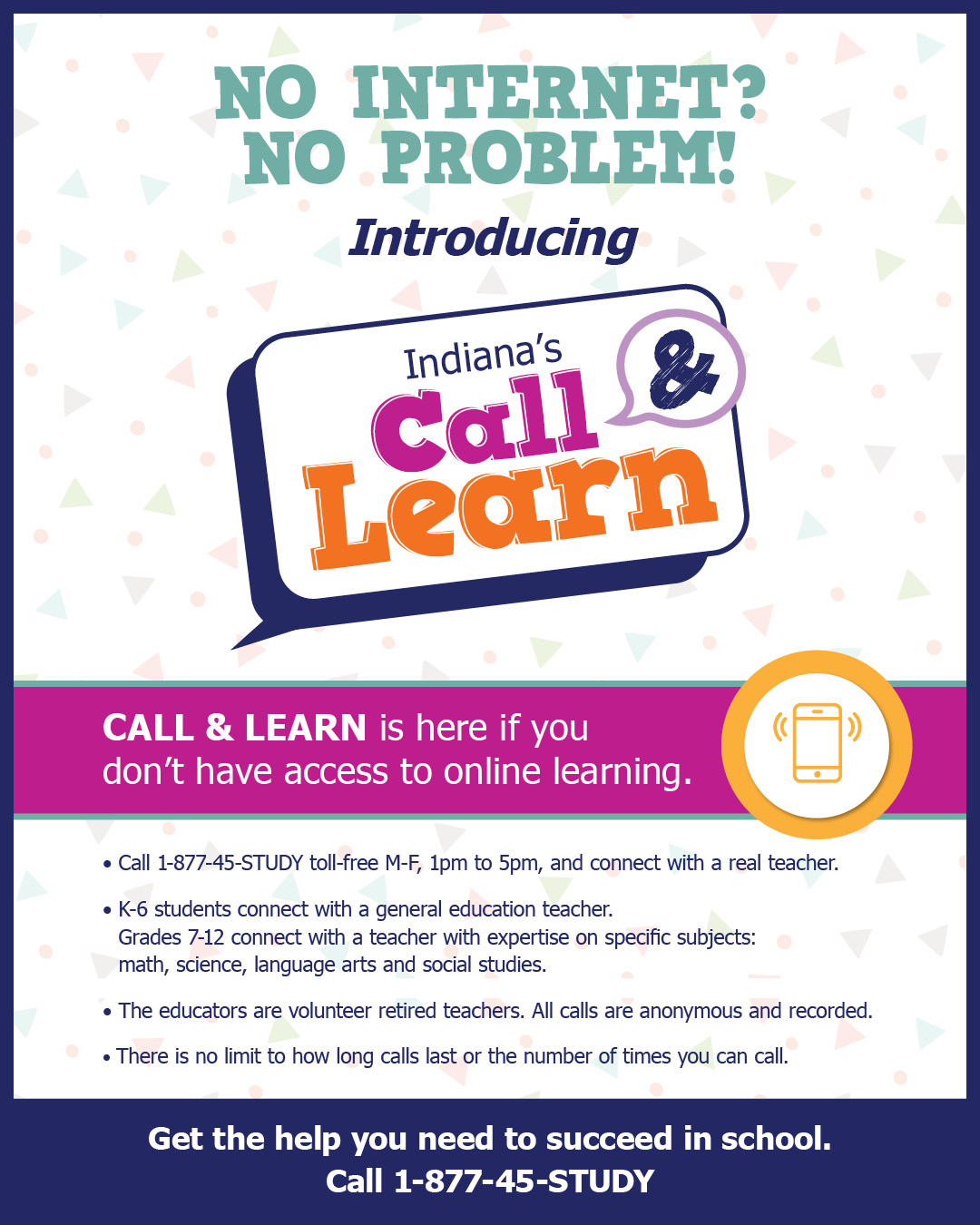 Indiana's Call and Learn