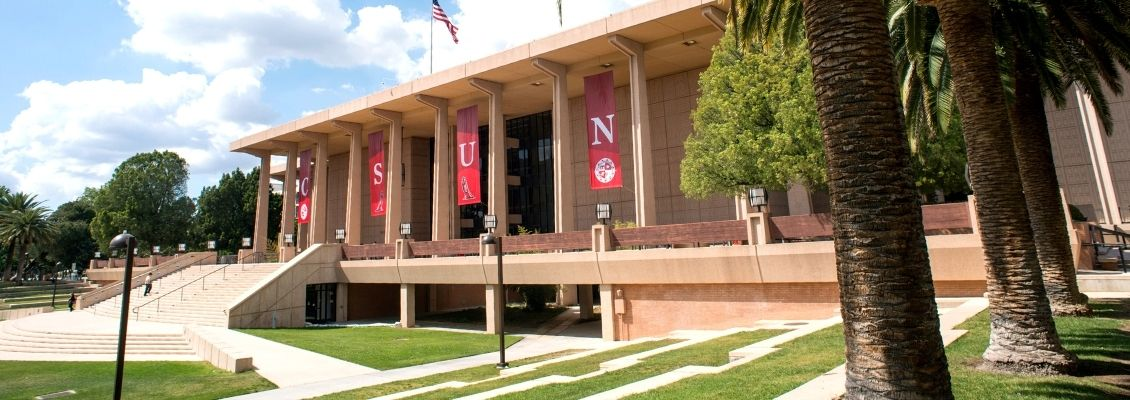 CSUN's University Library