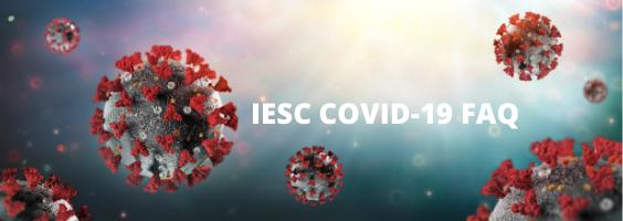 IESC Covid-19 FAQ