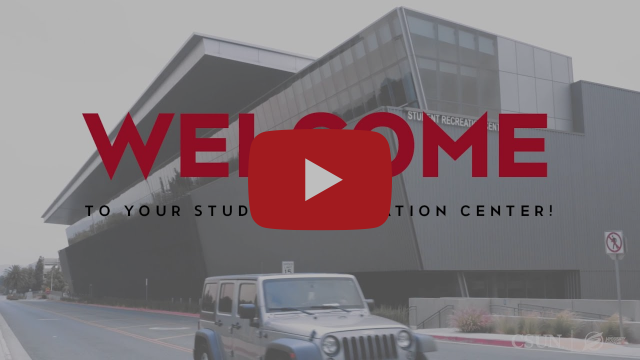 Welcome Back to Your Student Recreation Center!