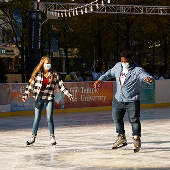 Center City Fit Free Skate Presented by Rothman Orthopaedics