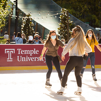 College Student Skating Discount Presented by Temple University