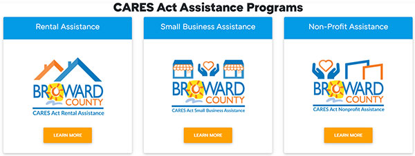 CARES Act Assistance Programs