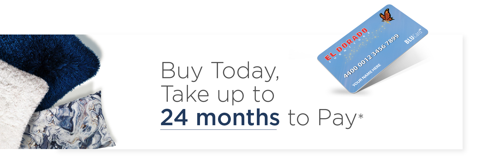 Buy today, take up to 24 months to pay