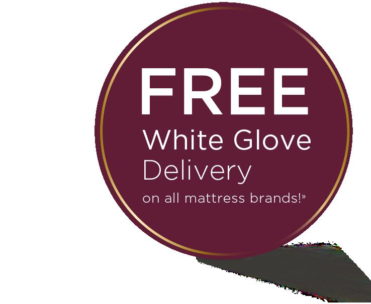 free white glove delivery