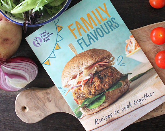 Family Flavours cookbook