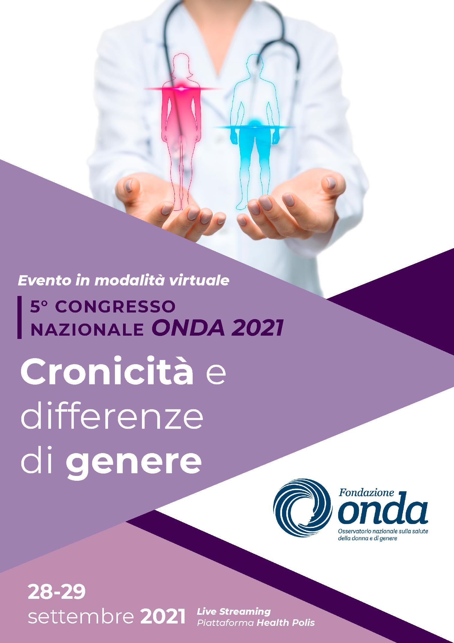 5° CONGRESSO NAZIONALE ONDA 2021