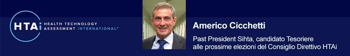 Americo Cicchetti candidato tesoriere HTAi