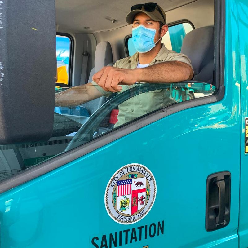 LA Sanitation and Environment