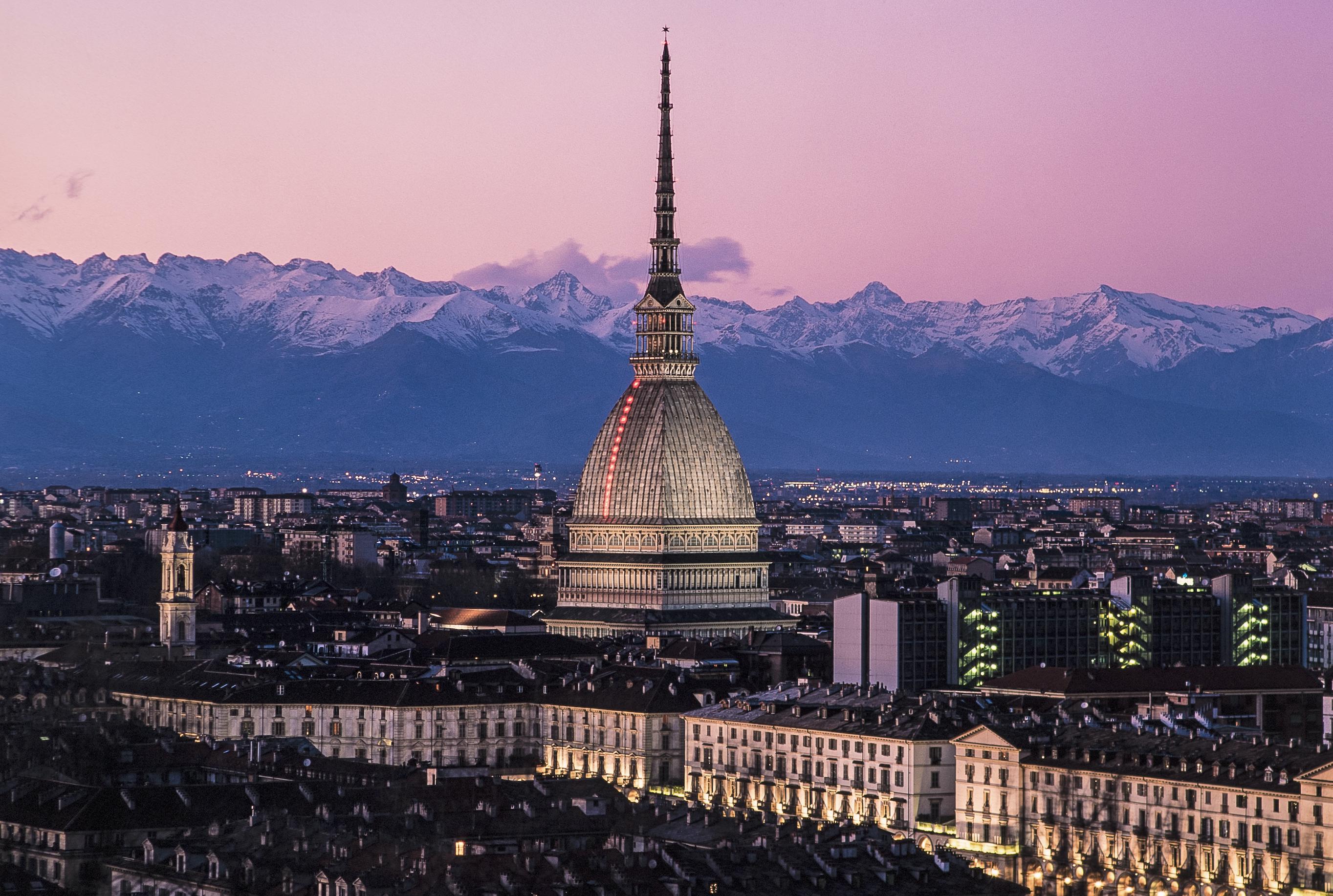 La Mole Antonelliana, simbolo di Torino (Photo Credits: Regione Piemonte)