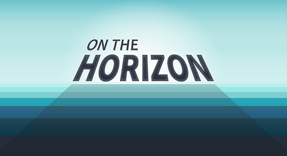 On the Horizon banner image