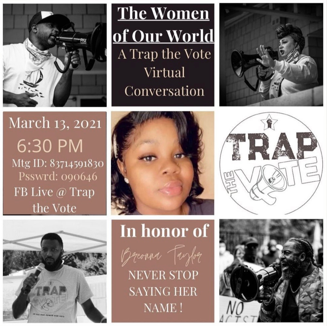 Trap the Vote: The Women of Our World