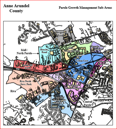 Parole Map