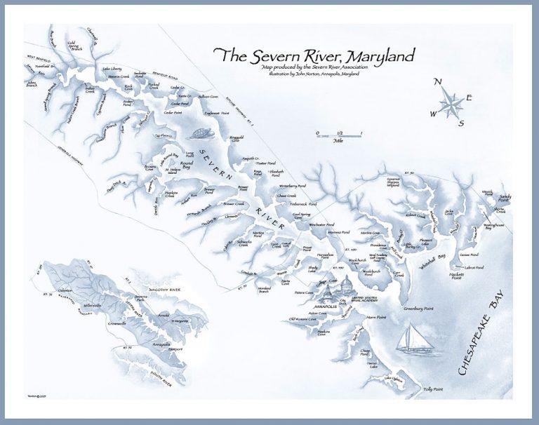 SRA Map