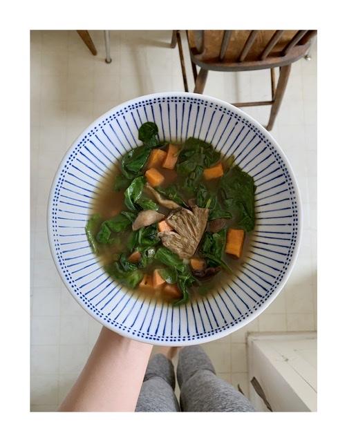 Broth soup recipe