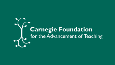 Carnegie Foundation for the Advancement of Teaching.