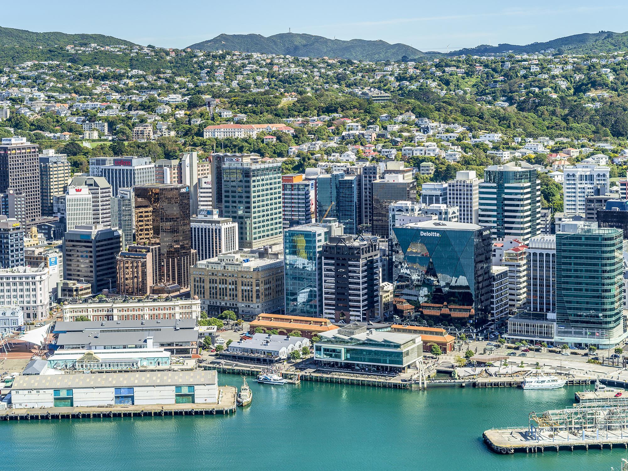 Travel to Wellington with Mercure Wellington Abel Tasman Hotel