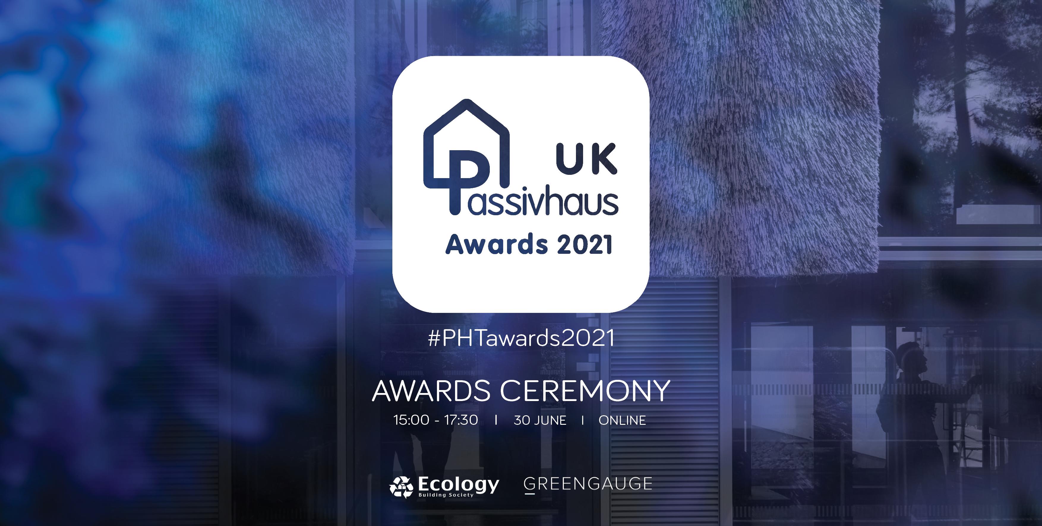 UK Passivhaus Awards 2021